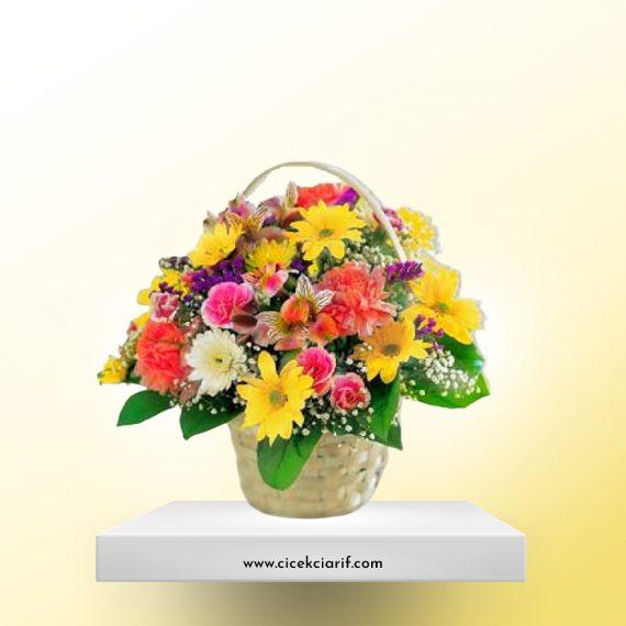 Sepette-Mevsim-Çiçekleri